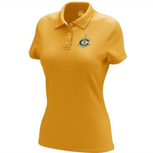 Columbia Rowing Club Embroidered Performance Ladies Polo