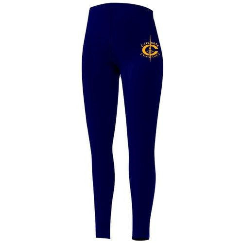 Columbia Rowing Club Uniform Fleece Tights