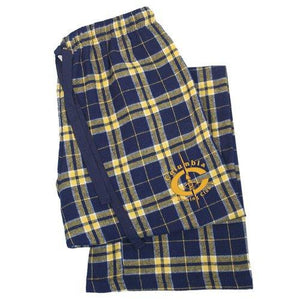 Columbia Rowing Club Flannel Pants