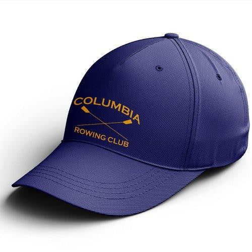 Official Columbia Rowing Club Cotton Twill Hat