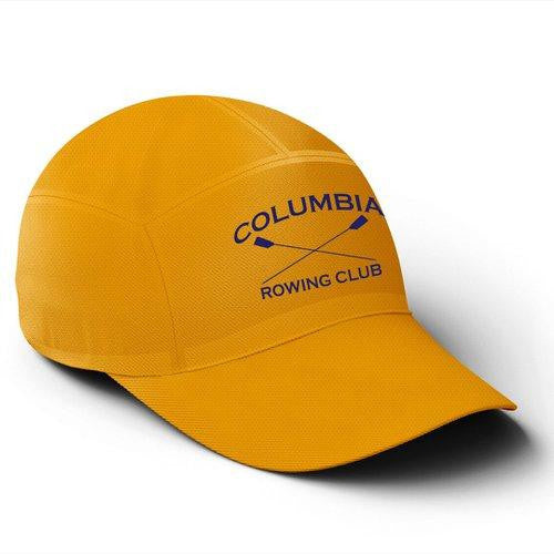 Columbia Rowing Club Team Competition Performance Hat