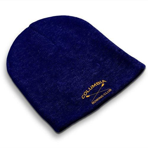 Straight Knit Columbia Rowing Club Beanie