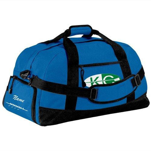 Kansas City Rowing Club Team Race Day Duffel Bag