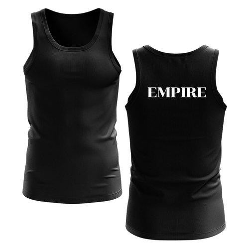 Empire Rowing Men's Traditional Dryflex Spandex Tank