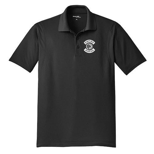 Empire Rowing Embroidered Performance Men's Polo