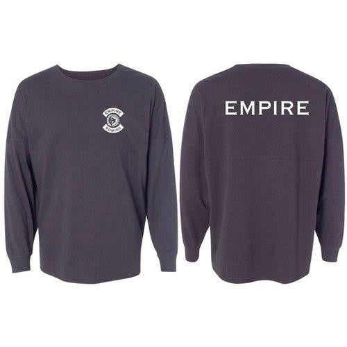 Custom Empire Rowing Long Sleeve Cotton T-Shirt