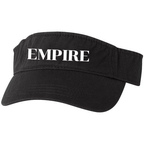 Empire Rowing Cotton Twill Visor