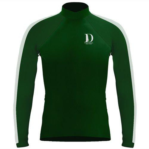 Long Sleeve Ever Green Boat Club Warm-Up Shirt