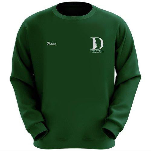 Ever Green Boat Club Crewneck Sweatshirt