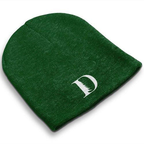 Straight Knit Ever Green Boat Club Beanie