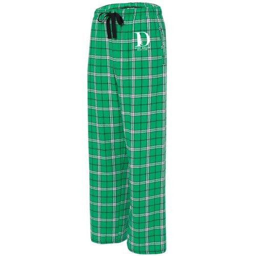 Ever Green Boat Club Flannel Pants