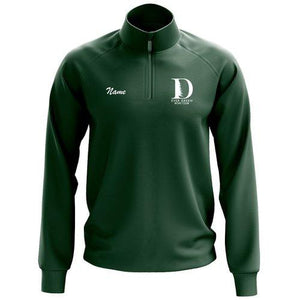 Ever Green Boat Club Mens Performance Pullover