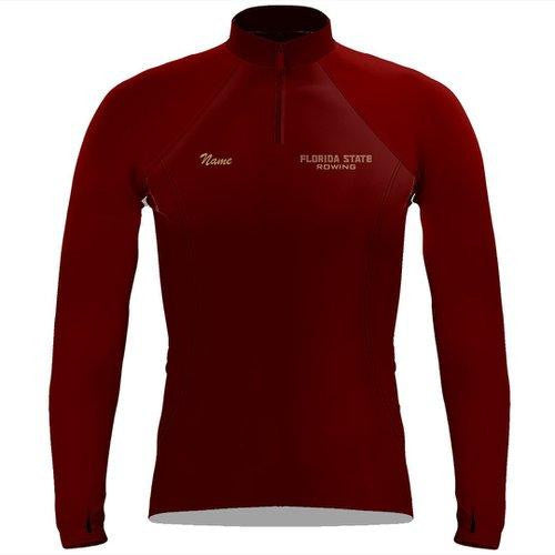 Florida State Rowing Ladies Performance Thumbhole Pullover