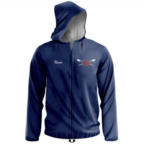 Official Grassfield Crew Team Spectator Jacket