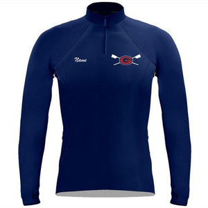 Grassfield Crew Ladies Performance Thumbhole Pullover