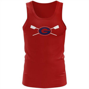 100% Cotton Grassfield Crew Tank Top