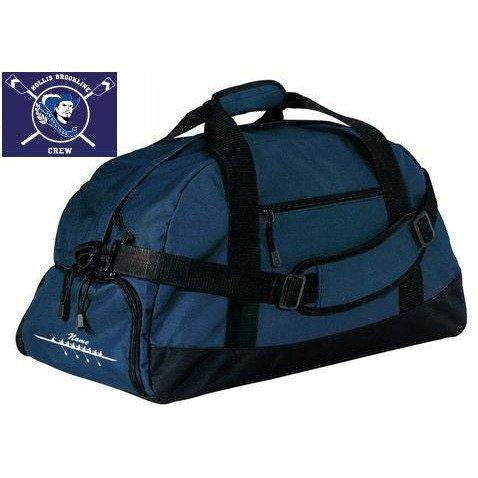 Hollis Brookline Crew Team Race Day Duffel Bag