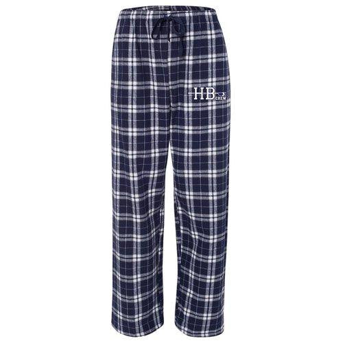 Hollis Brookline Crew Flannel Pants