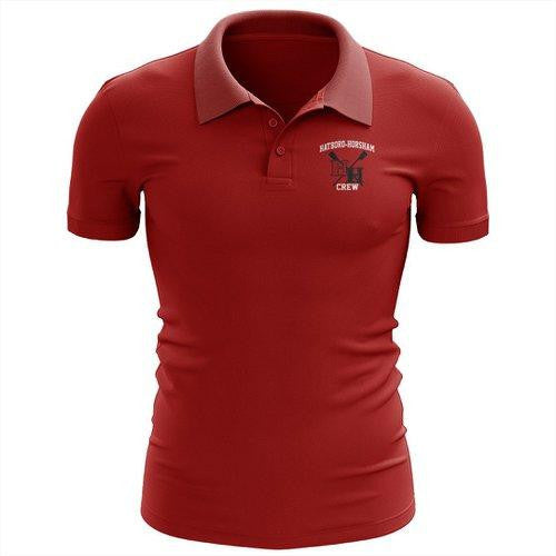 Hatboro Horsham Crew Embroidered Performance Men's Polo