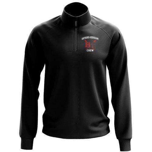 Hatboro Horsham Crew Mens Performance Pullover