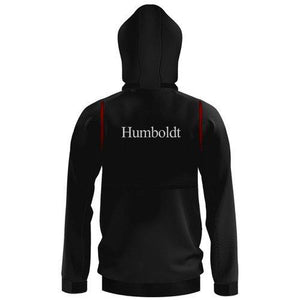 Humboldt Bay Rowing Association Hydrotex Lite Hooded Splash Jacket