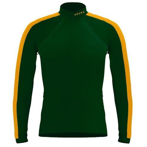 Long Sleeve Humboldt State University Warm-Up Shirt