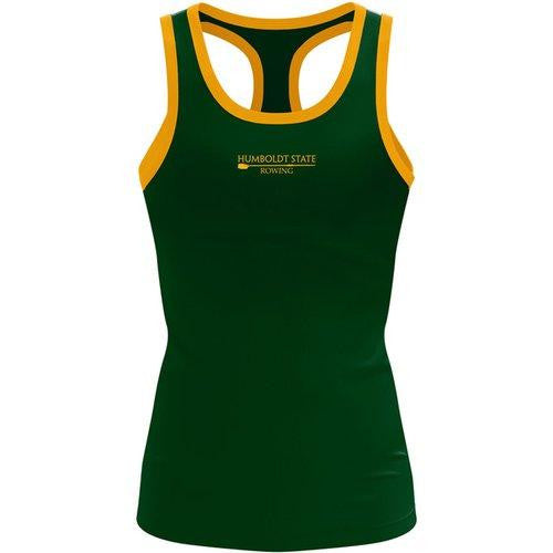 Humboldt State University Women's T-back Tank