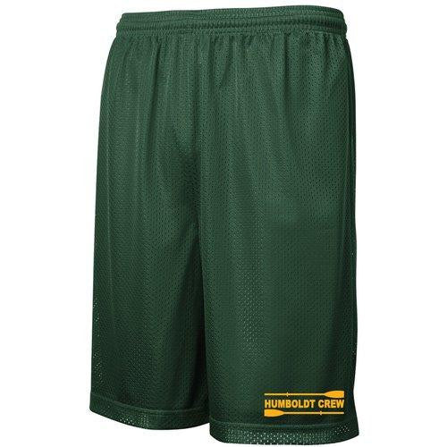 Custom Humboldt State University Mesh Shorts