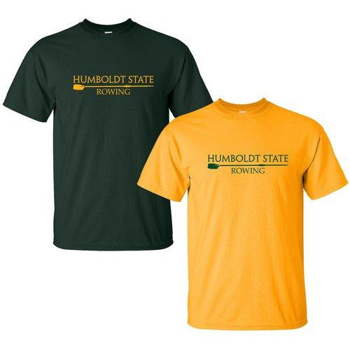 100% Cotton Humboldt State University Men's Team Spirit T-Shirt