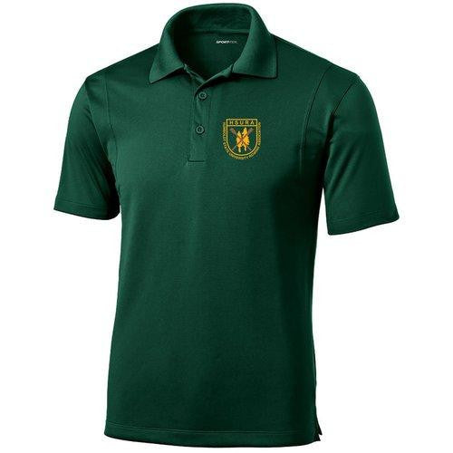 Humboldt State University Embroidered Performance Men's Polo