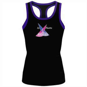 Ice Theatre of the Rockies Women's T-back Tank