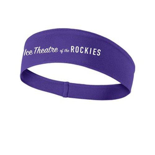 Official Ice Theatre of the Rockies Headband