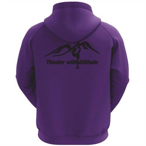 50/50 Hooded Ice Theatre of the Rockies Pullover Sweatshirt