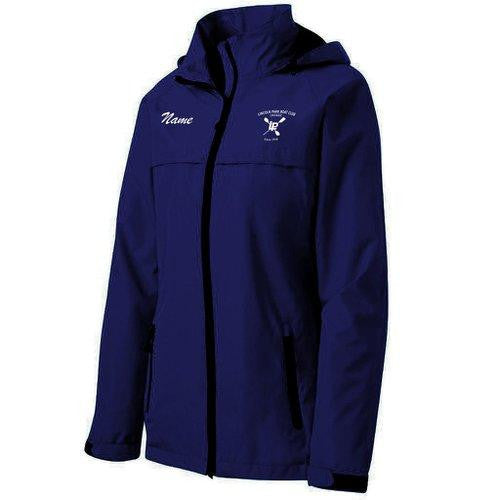 Lincoln Park Rowing Club Performance WaterProof Jacket