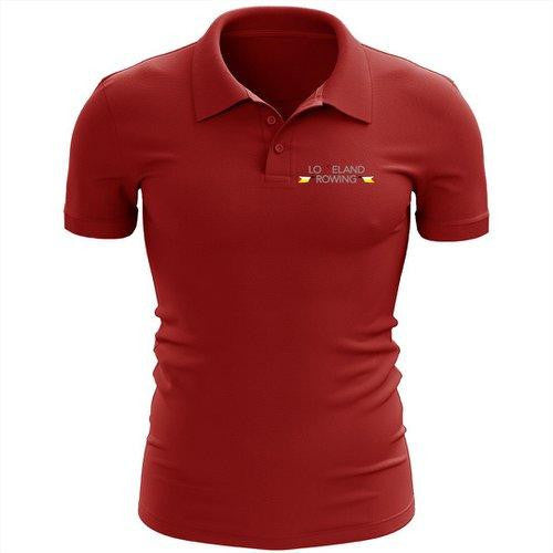 Loveland Embroidered Performance Men's Polo