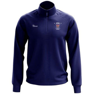STA Crew Mens Performance Pullover