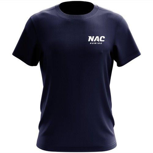 100% Cotton NAC Crew Men's Team Spirit T-Shirt