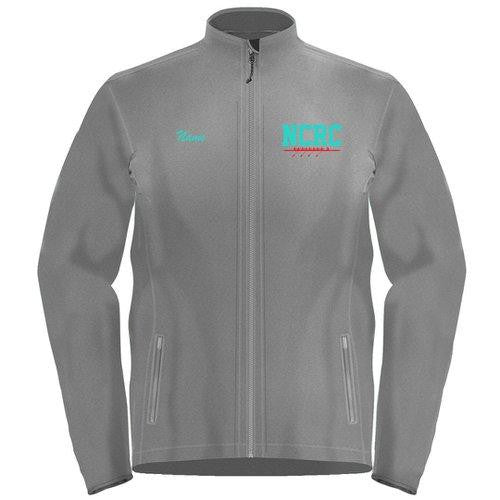 Full Zip North Carolina Rowing Center Fleece Pullover