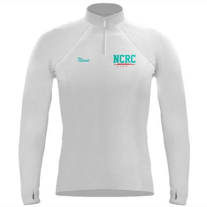 North Carolina Rowing Center Ladies Performance Thumbhole Pullover