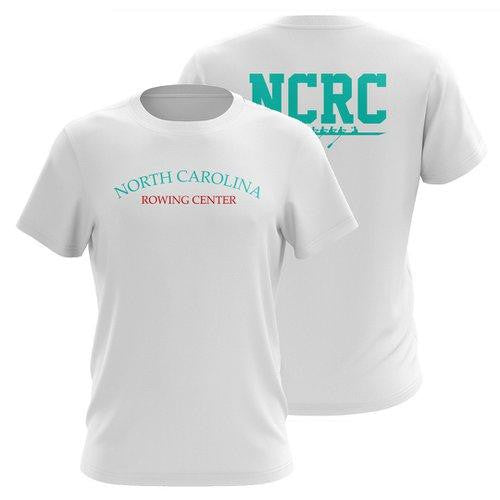 100% Cotton North Carolina Rowing Center Team Spirit T-Shirt