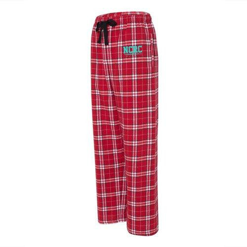 North Carolina Rowing Center Flannel Pants
