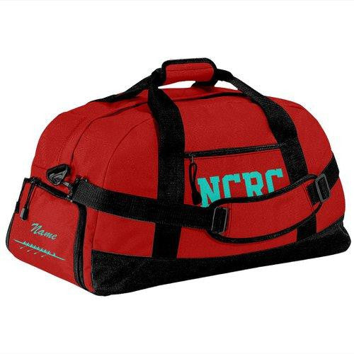 North Carolina Rowing Center Team Race Day Duffel Bag