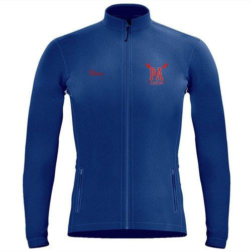 Full Zip Princess Anne Crew Fleece Pullover