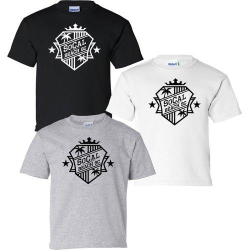 100% Cotton SoCal Legacy BFC Youth Team Spirit T-Shirt