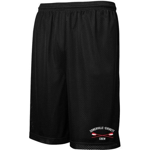 Custom Somerville-Everett High Tide Crew Mesh Shorts