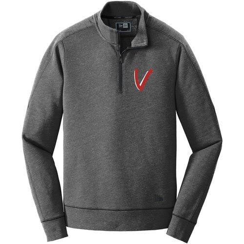 Men's New Era Triblend Fleece Pullover