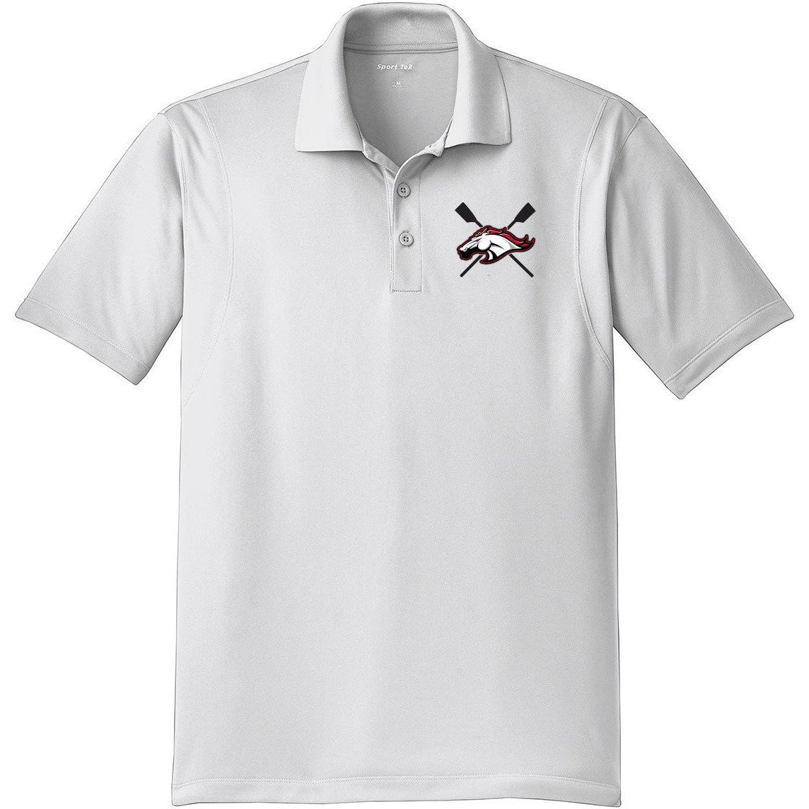 Brophy Crew Embroidered Performance Men's Polo