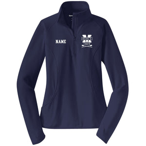 Mercy Crew Ladies Pullover Sweatshirt w/ Thumbhole