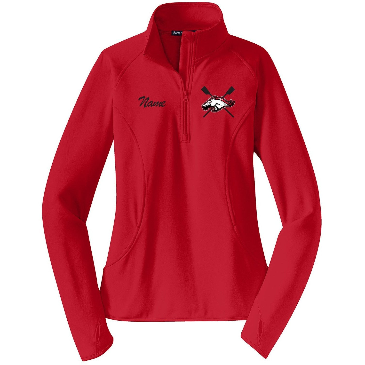 Brophy Crew Ladies Pullover w/ Thumbhole