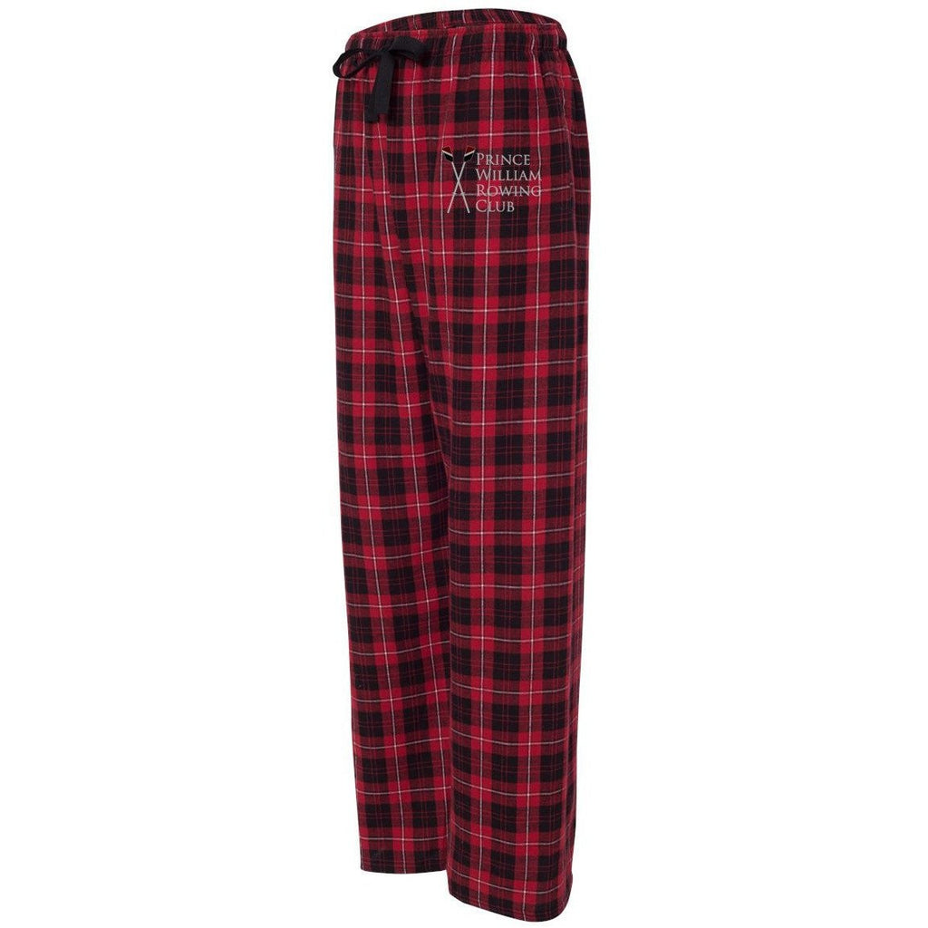 Prince William Rowing Club Flannel Pants